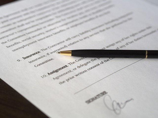 Cos'è un contratto standard?